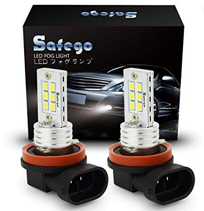 SAFEGO 9005 60W LED Bulbs